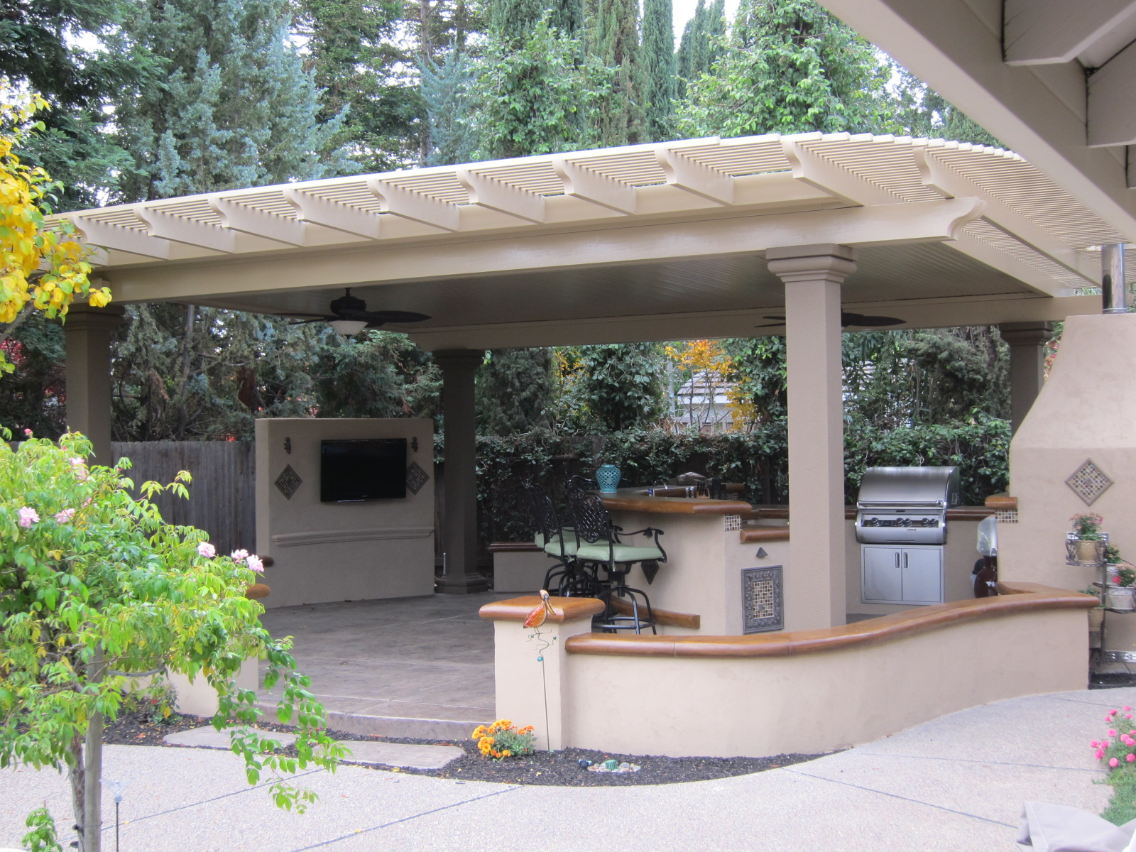 Free Standing Patio Covers images
