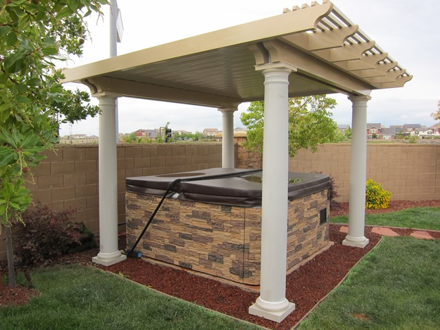 Free Standing Patio Covers