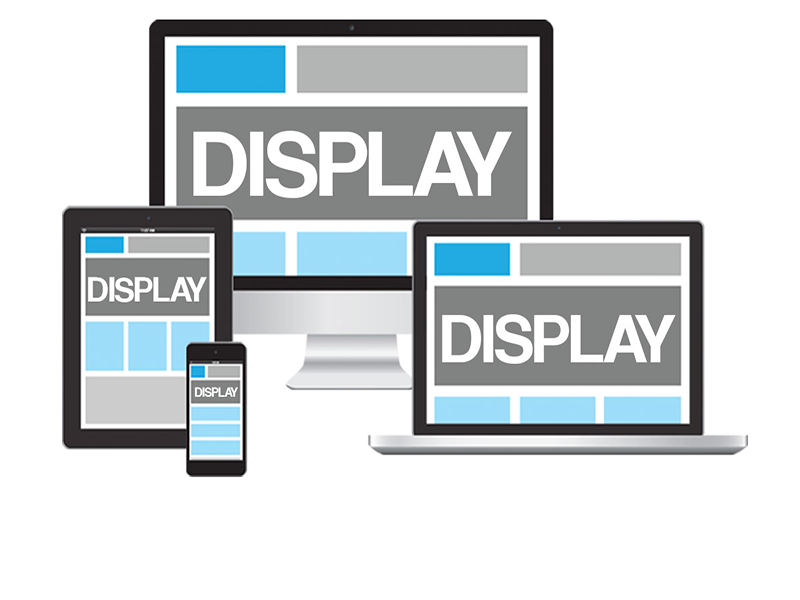 display advertising pic